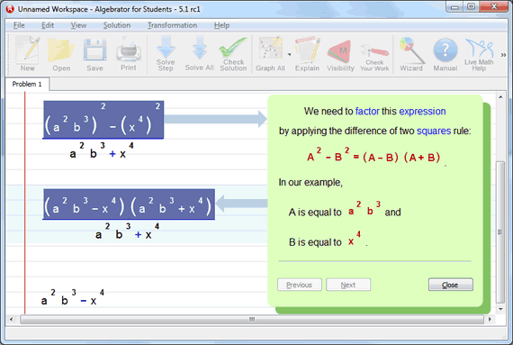 math slope calculator